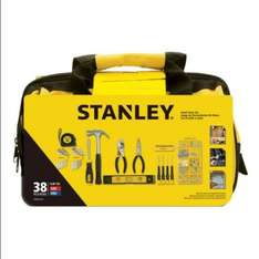 STANLEY LIGHT DUTY TOOL KIT, 38 PIECES £18 B&Q (was 24)