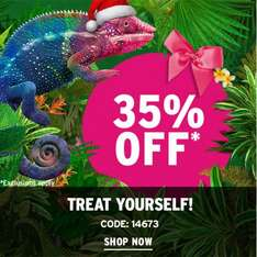 35% off selected products or £25 off £50+ spend @ Body Shop