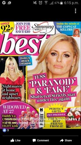 Free Slimming World Membership With Best Magazine Worth £10.00 Nov 15th to 21st Nov!! 92p