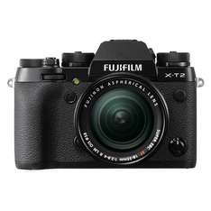 10% off Fujifilm X-T2 and 18-55mm kit lens £1484.10 with code: Monday-10
