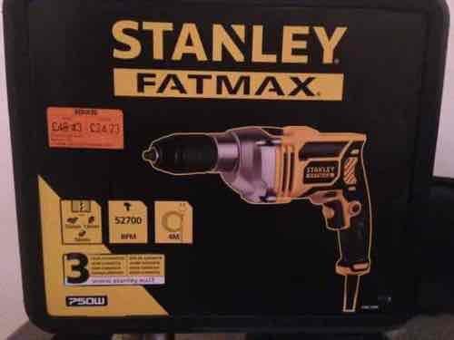 Stanley Fatmax £24.23 @ Homebase (instore)