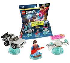 LEGO Dimensions Back to the Future Level Pack - Argos £14.99