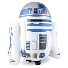 RC Inflatable R2 D2 Pump and Play - With 4 New Original Sounds £12.99 (Prime) £17.74 (Non-Prime P&P) @ Amazon