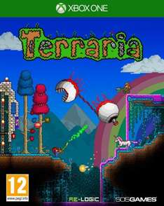 terraria XBOX ONE £2.72 with gold