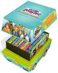 Scooby Doo 10 movie DVD box set £9.99 @ Grainger Games