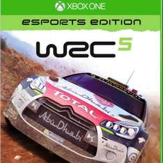 WRC 5 ESports Edition XBONE 80% off via Xbox Live £8 for Gold Members
