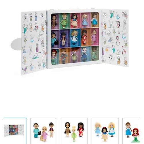 Disney Animators' Collection mini 15 Doll Gift Set £67.48 disney store