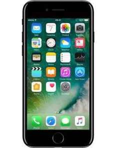 iPhone 7 128GB |  £250 £150 upfront |Unlimited calls and texts | 5GB data | £30.99 per month mobiles.co.uk