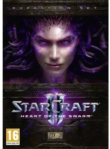 [PC/Mac] Starcraft II 2: Heart of the Swarm - £4.74 - CDKeys (5% Code)