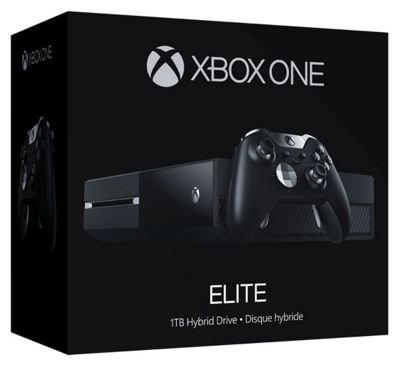 Xbox 1TB SSHD Elite Bundle with Elite Controller £199.99 at Argos (+ £10 Gift Voucher)