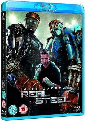 Real Steel (Blu Ray) £4.49 @ Base