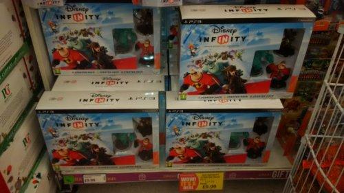 Disney Infinity PlayStation 3 (PS3) @ Poundstrecher instore - £9.99