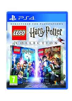 Lego Harry Potter Collection (PS4) £25.99 Delivered @ base (£24.85 @ Shopto Thanks Mixi)