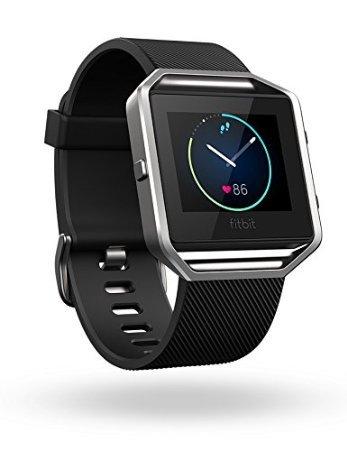 Fitbit Blaze Smart Fitness Watch in black (small) @ Amazon - £59.99