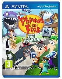 Phineas & Ferb: Day of Doofenshmirtz (Vita) for £4.99 @ GAME