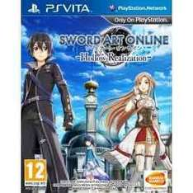 sword art online hollow realization (Vita) £23.39 with code TRUMP @ 365 games