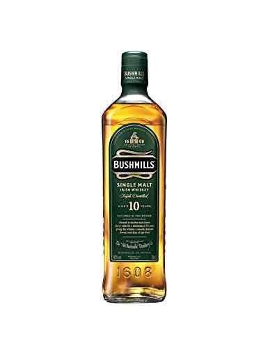 Bushmills 10 year old. £25 at Amazon. whisky (whiskey)