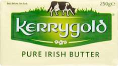 Kerrygold Pure Irish Butter (125g) ONLY £1.25 @ Iceland