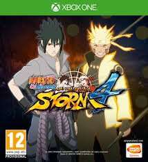 Naruto Shippuden: Ultimate Ninja Storm 4 (Xbox One) £14.85 Delivered @ Simply Games