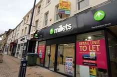 Heads up! Millets 30% off in store Huddersfield