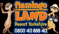 Flamingo land discounted passes for 2017 £260 for 4