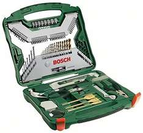 Bosch 103 Piece Titanium Drill and Screwdriver Set £32.99 @ Amazon