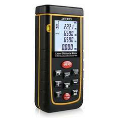 Tacklife Handheld Laser 0.05 to 40m Digital Tape Measure with Backlight Sold by Jin Sir and Fulfilled by Amazon @ £18.99  (Prime) / £22.98 (non Prime) Sold by Jin Sir and Fulfilled by Amazon.