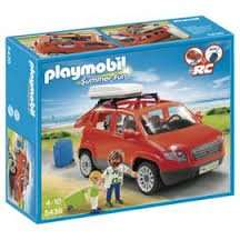 Playmobil Summer Fun 5436 SUV, just £5 with C&C at Tesco