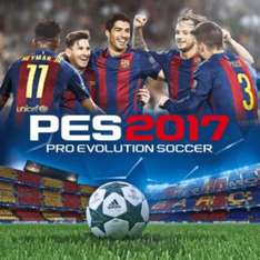 Pro evolution soccer 2017 (ps4) £29.99 @ psn store UK