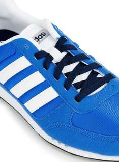 Adidas City Racer Blue Trainers  £28.00 @ TOPMAN
