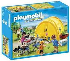 playmobil family with camping tent £7.59 (prime) £11.58 (non prime) @ Amazon