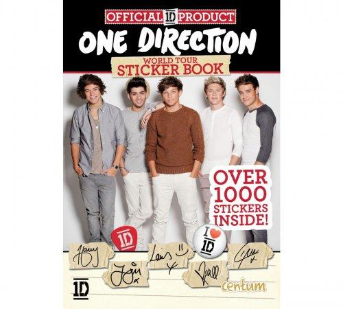 One Direction World Tour Sticker Book Was £7.99 Now £0.09 @ Argos