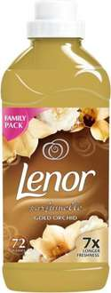 Lenor Fabric Conditioner Gold Orchid 72 Washes (1.82l) was £6.00 now £3.00 (Rollback Deal) @ Asda