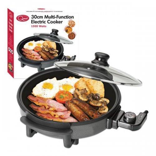 Quest Multifunction Cooker £10 / Quest Teppanyaki Grill £15 @ Wilko (instore)