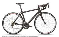 Full carbon road bike build it yourself full ultegra groupset save £200 on the built price - £799.99 at PlanetX