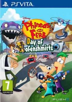 Phineas & Ferb: Day of Doofensmirtz Ps Vita Online £4.99 At Game