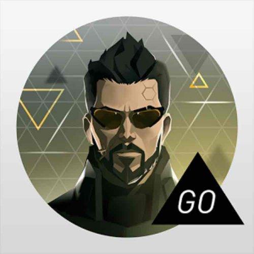 Deus Ex GO in the AppStore for 79p! iOS