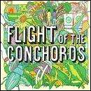 Flight Of The Conchords CD at HMV £4.99 free delivery