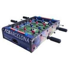 Barcelona 20 Inch Football Table 1/2 PRICE £12.50 WAS £25 TESCO DIRECT