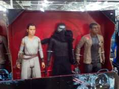 the force awakens large figure triple pack £29.96 Costco