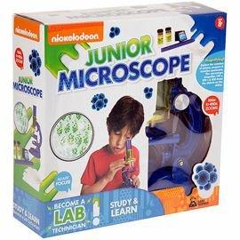 Nickelodeon Study & Learn Junior Microscope £8 TESCO DIRECT