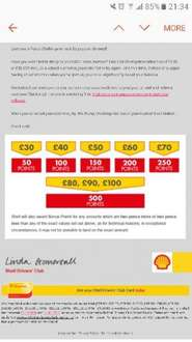 Shell Fuel Pump Challenge. EARN BONUS POINTS