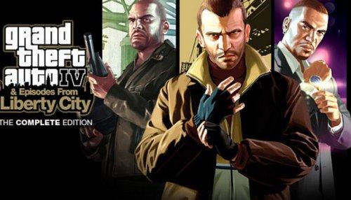 GTA IV Complete Edition PC/Steam - £6.84
