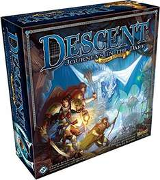 Descent: Journeys in the Dark Second Edition Board Game AMAZON for £36.71