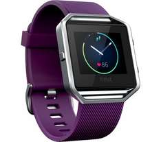Fitbit blaze, lots of sizes and colours and currys/pcworld - £139