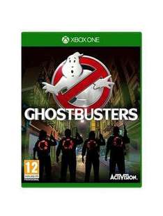 Ghostbusters xbox one £16.99 @ Very (RRP £39.99)