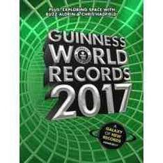 Guiness World Records 2017 at Tesco for £9