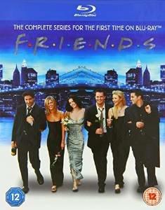Friends - Complete Season 1-10 Blu-ray £34.99 @ Amazon