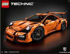LEGO Technic Porsche 911 GT3 RS - Reduced to £198.95 at Jadlam Racing