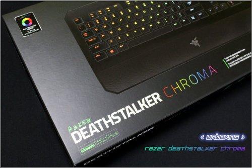 Razer DeathStalker Chroma Gaming Keyboard 2015 RGB Membrane £59.99 @ Amazon